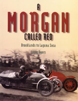 A Morgan Called Red By Ayres, Larry